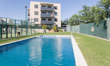Torredembarra - Rolig bolig i livligt område