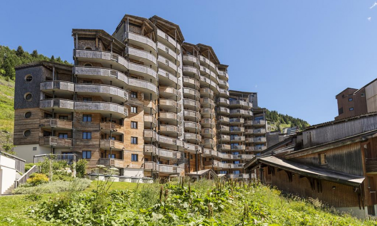 Atria Crozat - Lejlighedskomplekset
