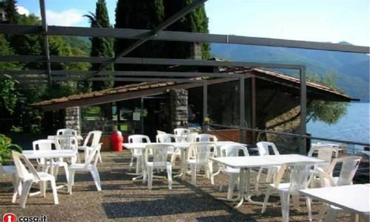 La Cava i Italien - Bar paa tagterrasse