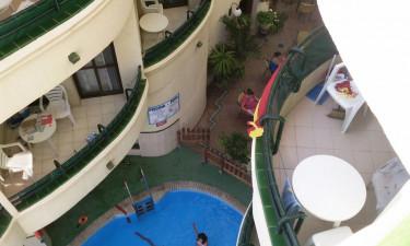 Ferielejlighederne på Mediterraneo Apartamentos