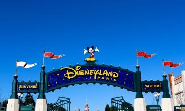 Besøg Paris og Disneyland