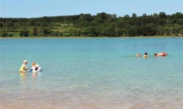 Clairvaux Les Lacs i Jura