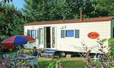 'Castels et Camping' plads ved Calais