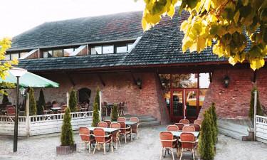 Restaurant Camping De Scherpenhof in Overijssle