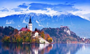 Campingurlaub West Slowenien