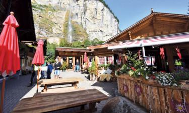 Generelt om Camping Jungfrau