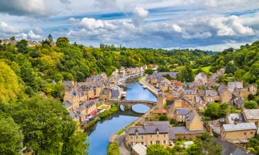 Udforsk naturskønne og historiske Bretagne