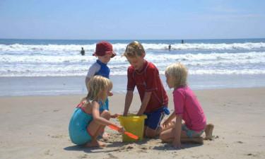 Aktiviteter til glade feriebørn