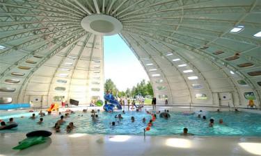 Camping Birkelt - Indendoers swimmingpool
