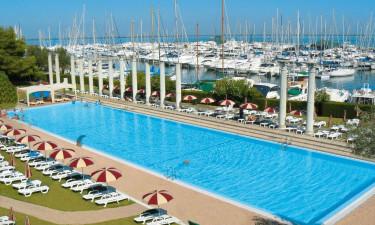 Terra Mare - Udendoers swimmingpool