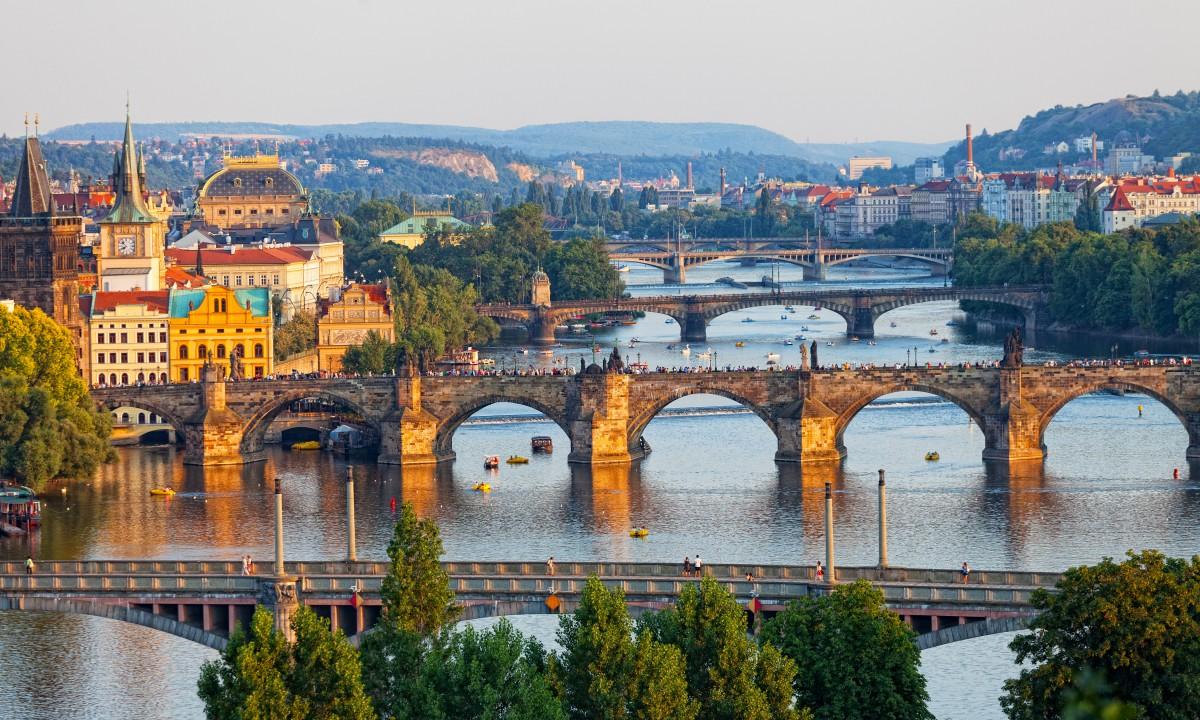Prag - Tjekkiets smukke hovedstad