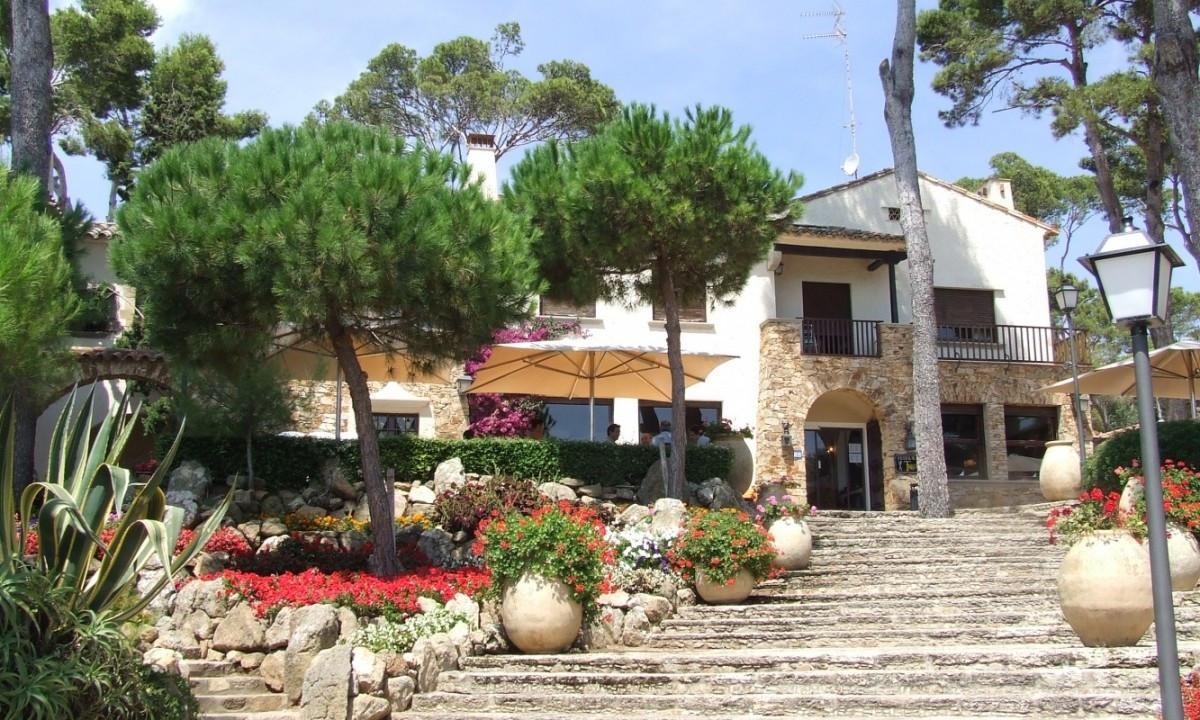 Den gamle villa - Restauranten