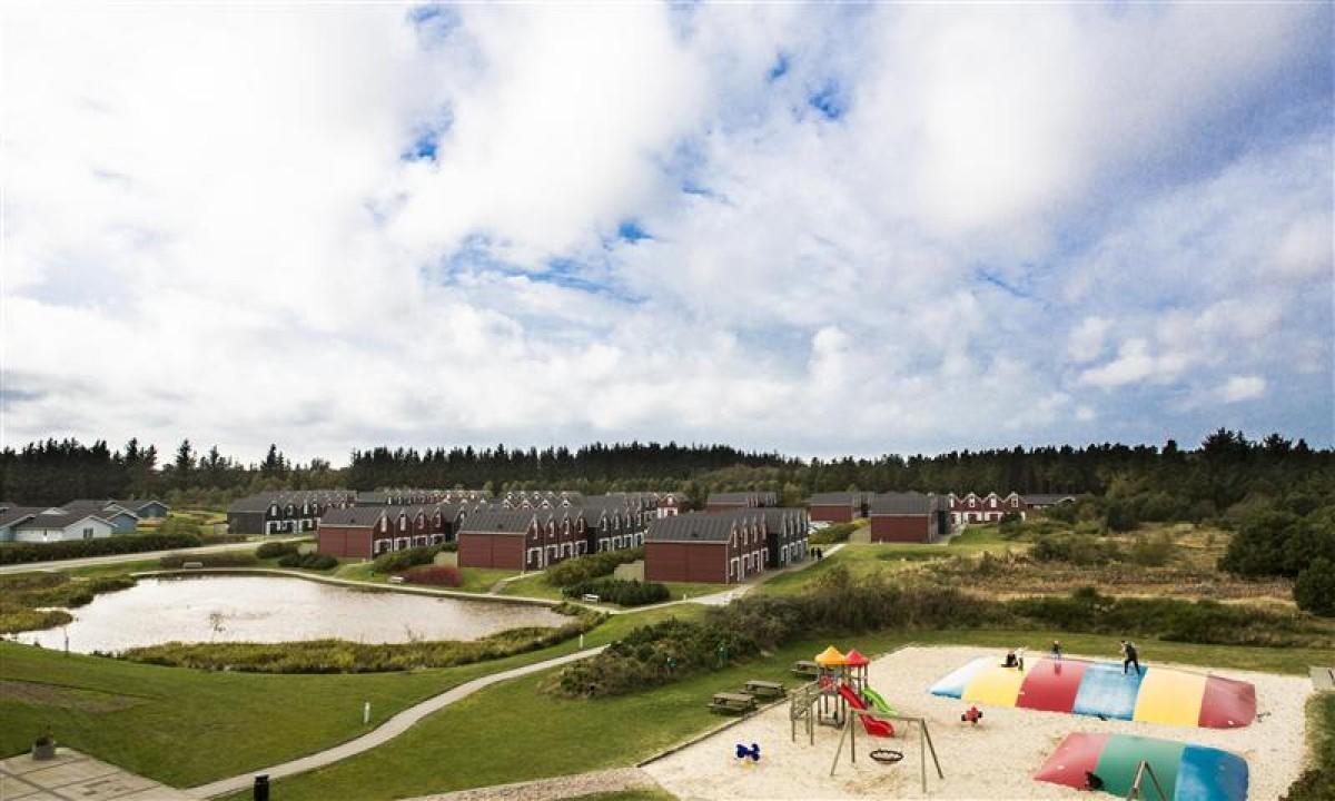 Seawest feriecenter i Vestjylland - Groenne omraader i naerheden