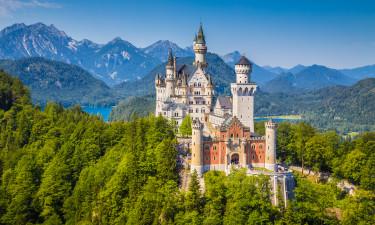 Bawaria Niemcy camping