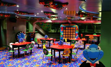 Costa Fortuna sørger for masser af børneunderholdning