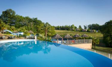Smuk beliggenhed i Dordogne