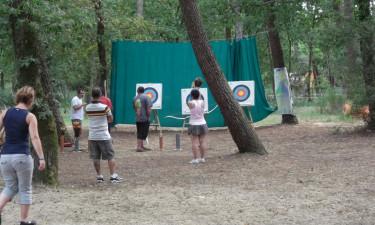 Aktiviteter og underholdning på Camping L'Orée du Bois