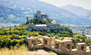 Arkitektoniske mesterværker i Sion