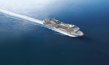 Ombord på MSC Bellissima