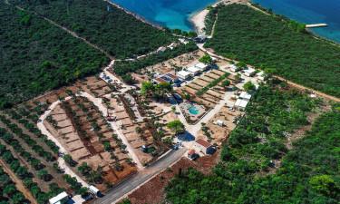 Betagende natur i Kroatien
