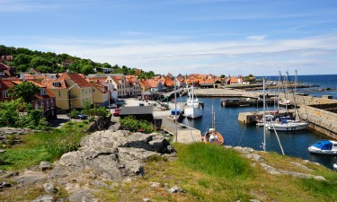 Om Allinge og Bornholm
