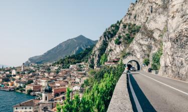 Underholdning til kør-selv ferien til Italien