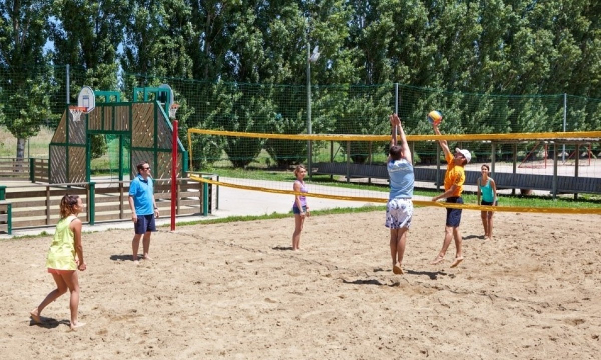 Mulighed for beach volley