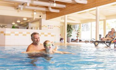 Glæd jer til indendørs pool og legeland