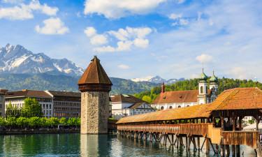 De bedste schweiziske oplevelser