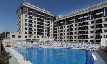 Ferielejligheder på Apartamentos Nuriasol
