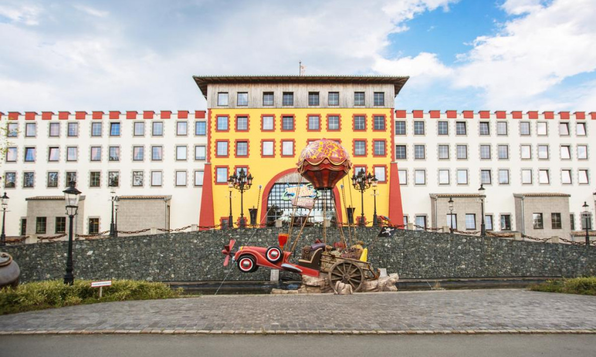Heide Park Hotel i Tyskland