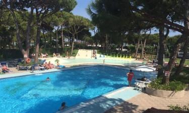 Direkte adgang til strand og pool