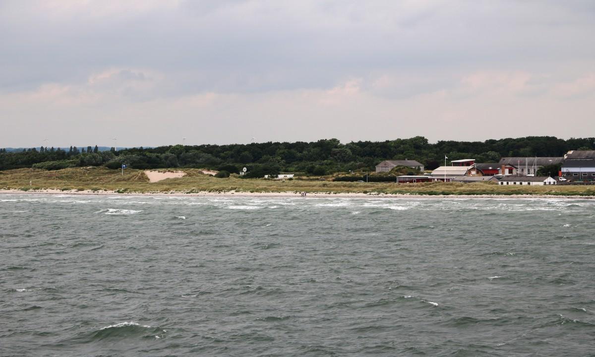 Havet ved Lolland