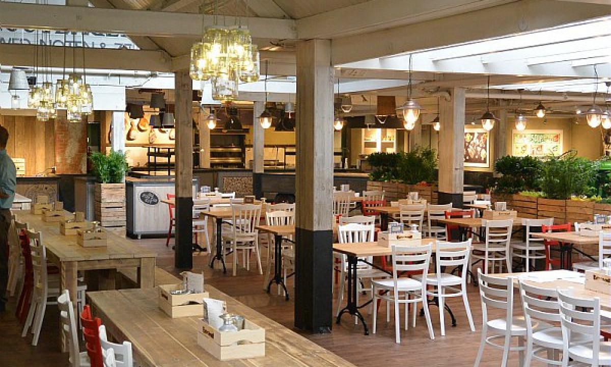 De Huttenheugte - Restaurant