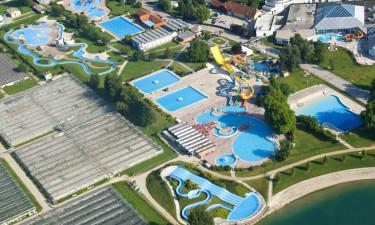Słowenia Terme Catez camping