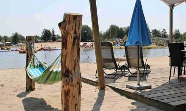 Indendørs pool, sø og strandlignende forhold