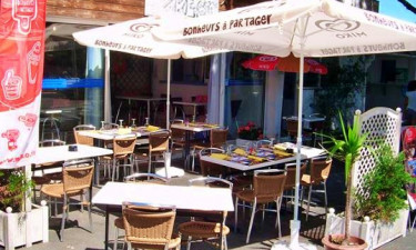 Restaurant Camping Antioche in Charente-Maritime