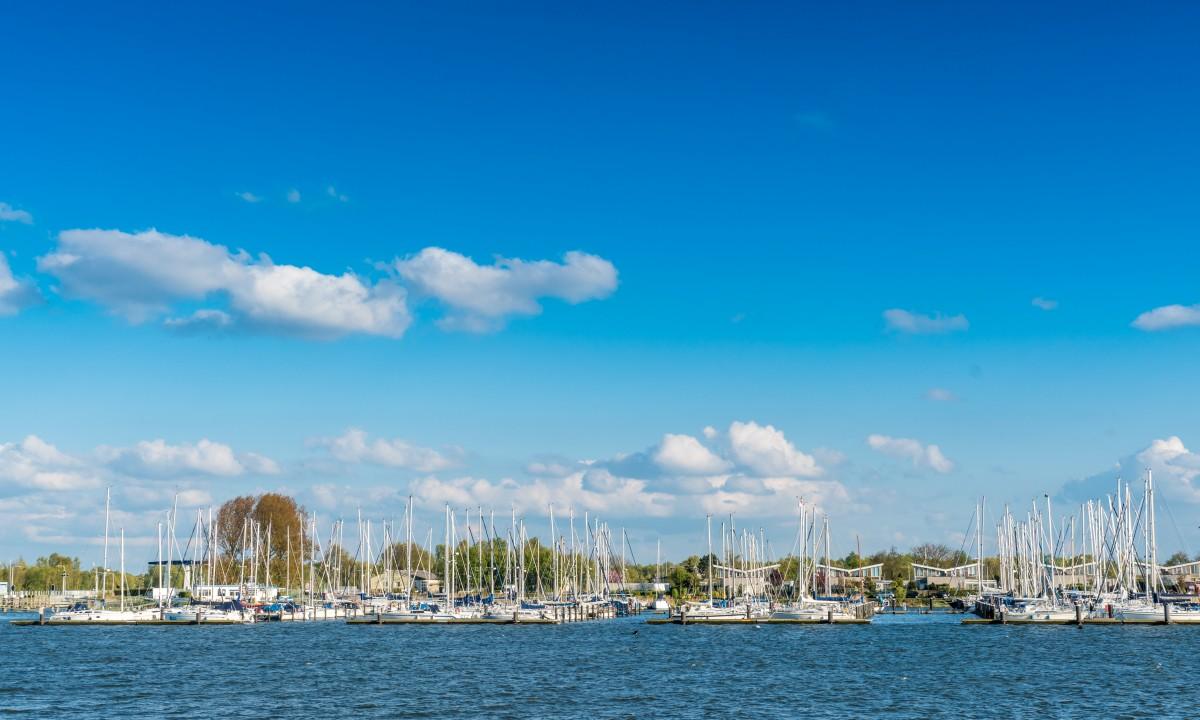 Nordsøen - Kysten ved det centrale Holland