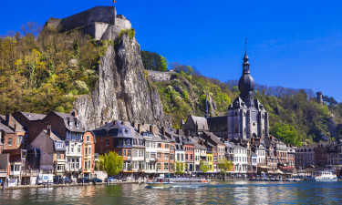 Familienurlaub Belgien