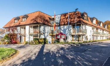 Flot 4-stjernet hotel