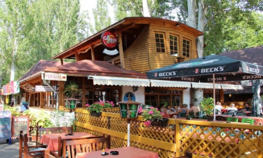 Restaurant - Camping Füred am Balaton