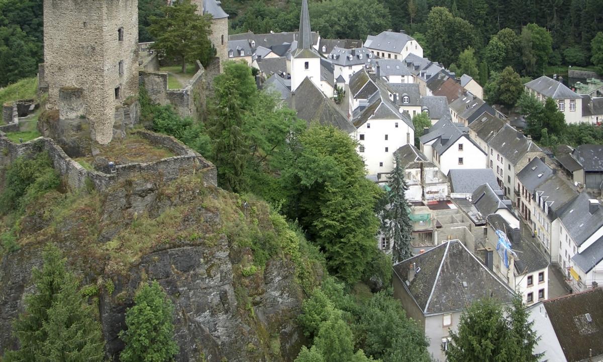 Diekirch i Luxembourg