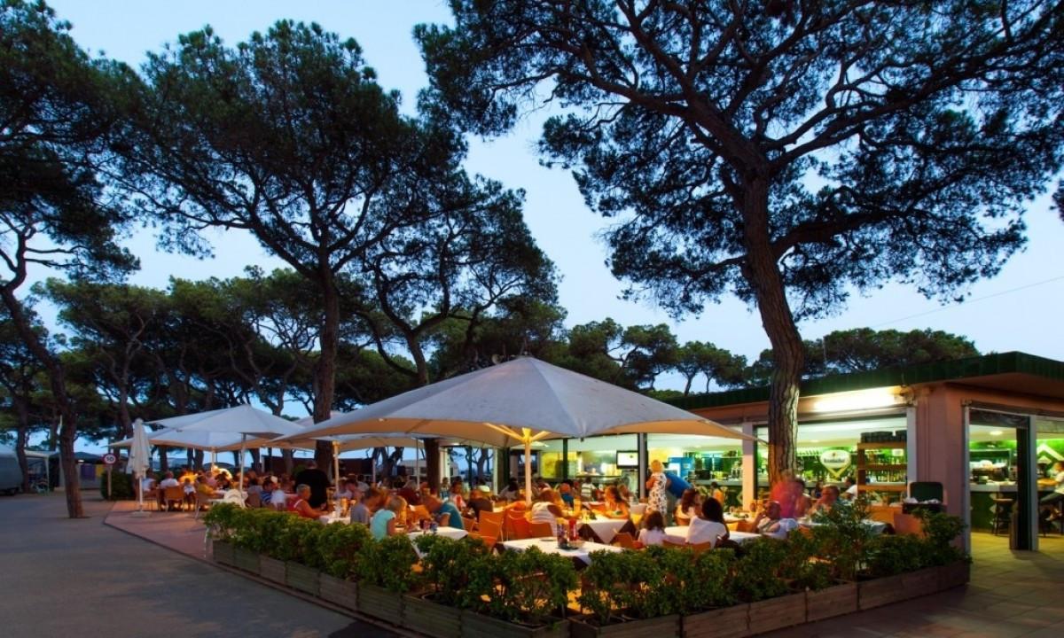 El Pinar - Restaurant på feriestedet