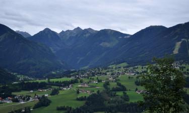 Flachau - Naturen ved Wagrain-området
