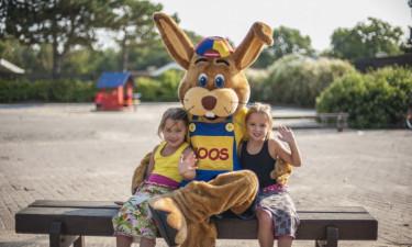 Underholdning til børn og afslapning til voksne