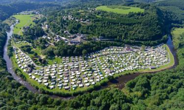 Alt om Camping Floreal la Roche