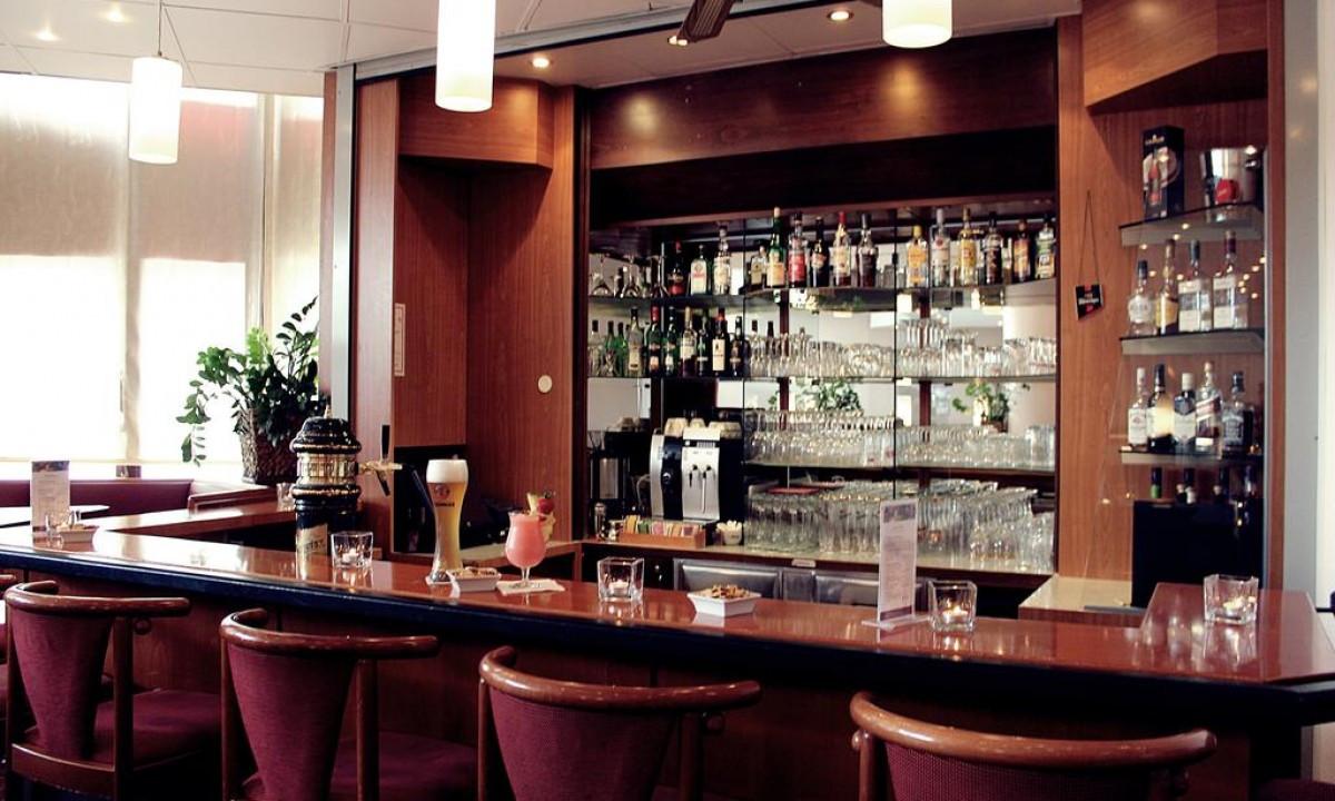 Econtel Berlin Charlottenburg - Bar på hotellet