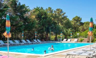Pool Camping Casa dei Prati auf der Insel Elba