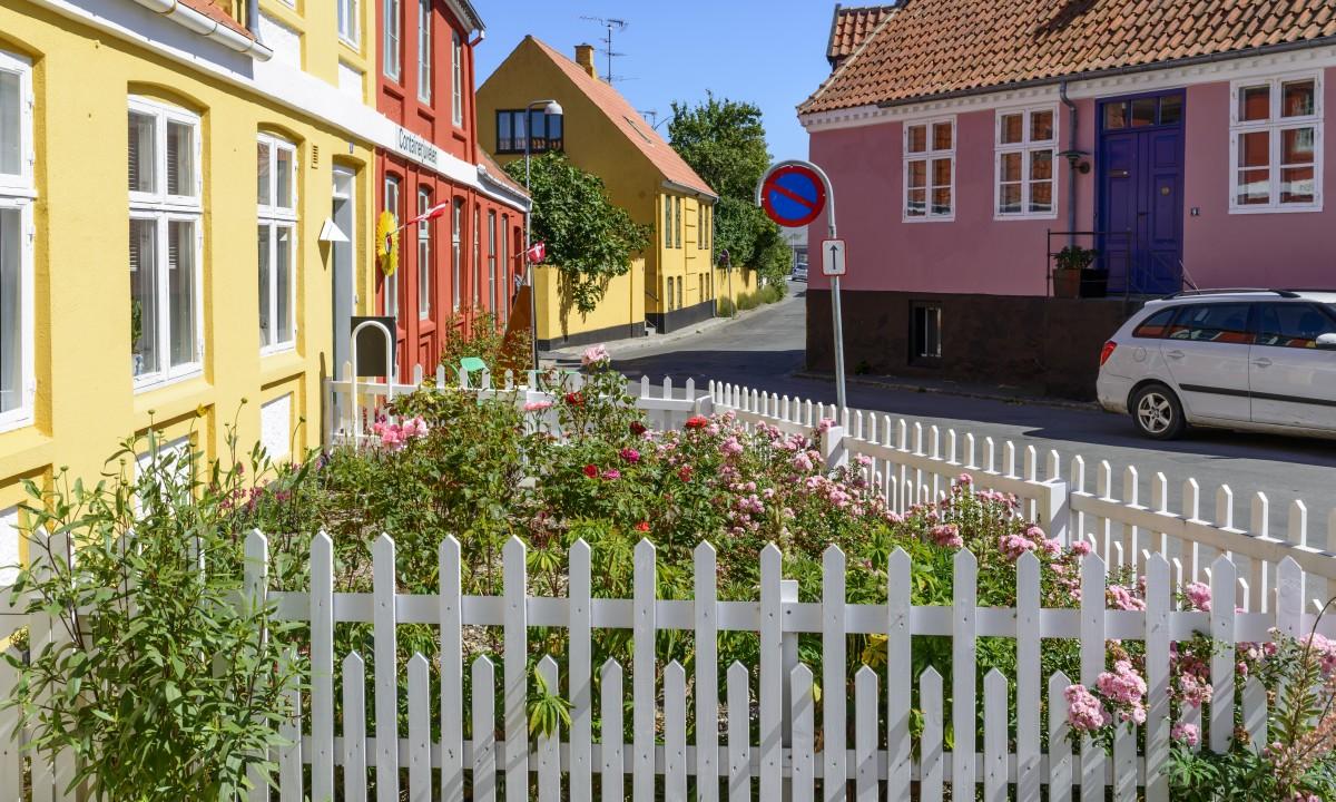 Svaneke paa Bornholm