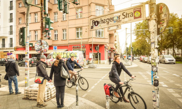 Cykeltur i Berlins gader - lej cykler på Hotel Econtel Berlin Charlottenburg